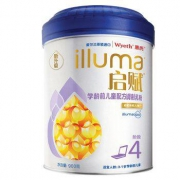 Wyeth 惠氏 启赋 儿童配方奶粉 4段 900g*3罐