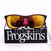 Oakley 欧克利 Frogskins系列 OO9245-04时尚太阳镜+凑单品