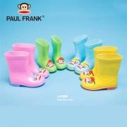 Paul Frank 大嘴猴满¥59-30 儿童雨鞋¥29.9/女士¥49