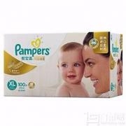 Pampers 帮宝适 特级棉柔纸尿裤 XL100