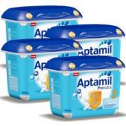 Aptamil爱他美Pronutra婴幼儿配方奶粉3 段10个月以上适用4x800g 4罐装
