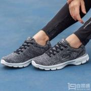 SKECHERS 斯凯奇 Go Walk 3 女士健步休闲运动鞋14059 两色