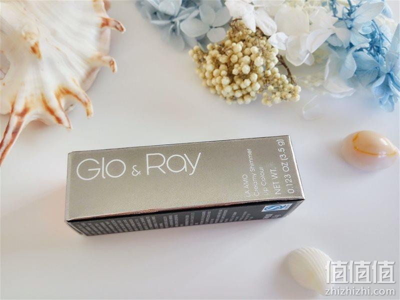 GLO&RAY 光芮唇爱微光唇膏