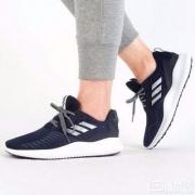adidas 阿迪达斯 AlphaBounce 阿尔法情侣款运动跑步鞋