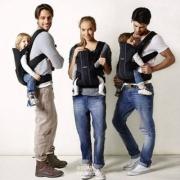 BABYBJORN CARRIER WE 婴儿背袋 Prime会员免费直邮含税