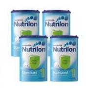 Nutrilon荷兰牛栏标准配方婴幼儿奶粉 850克*4罐  1-2-3-4段