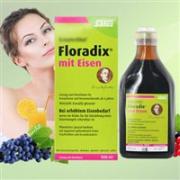Salus Floradix铁元补铁补血营养液 500ml