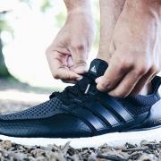Adidas 阿迪达斯Ultra Boost 男款跑鞋上脚