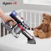Dyson 戴森V8 Absolute 无线吸尘器轻度体验及感受