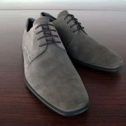Ecco 爱步 Cairo Derby 男士正装皮鞋体验