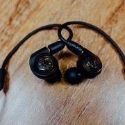 Audio-Technica 铁三角 ATH-E40 耳塞式耳机开箱及听音感受