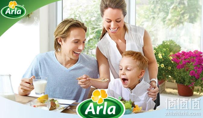 Arla牛奶