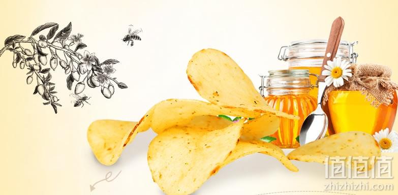 海太蜂蜜黄油薯片