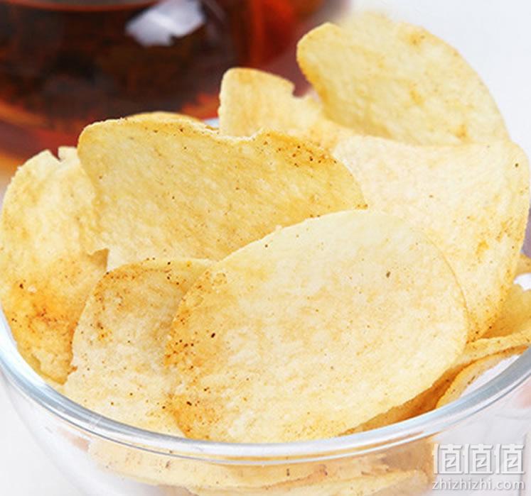 品客酸乳酪洋葱味薯片