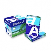 Double A A4复印纸 80G*5包