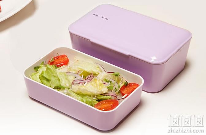 Takenaka日式加大双层饭盒便当盒
