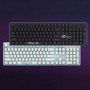 Akko 艾酷 AKS 时空机械键盘开箱及使用感受