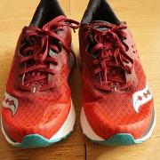 Saucony 索康尼 KINVARA 8 跑步鞋 S103561 开箱