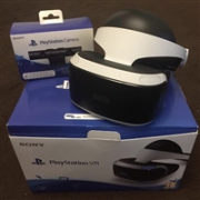 SONY 索尼 PlayStation VR 头盔 + Camera 摄像头+蝙蝠侠阿卡姆