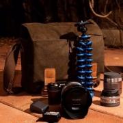 National Geographic 国家地理 A2540 新款非洲版摄影包(一机一镜)专享礼盒版 Prime会员免费直邮