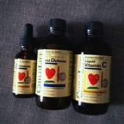 Childlife 童年时光三驾马车 紫锥菊免疫保护滴剂+液体VC+第一防御补充液