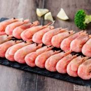 天猫超市 北极甜虾120+ 500g*10袋
