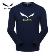沙乐华(salewa)  男女情侣款 圆领套头加绒卫衣
