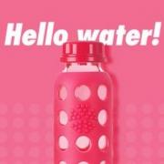 Lifefactory 便携玻璃饮水杯 儿童学饮杯 250ml prime会员凑单免费直邮