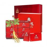 正官庄 6年根红参液滋补品 50ml*60包/盒 *2件