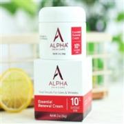 Alpha Skin Care 经典果酸面霜 56g