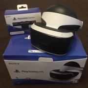 SONY 索尼 PlayStation VR 头盔 + PS4 Camera 摄像头