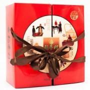 稻香村 月饼礼盒 含京式五仁豆沙 稻香富贵700g  折19.95元(39.9,2件5折)