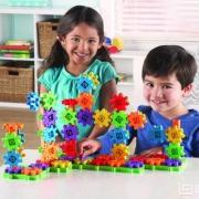 镇店之宝,Learning Resources 益智齿轮玩具 Gears!系列积木套装