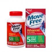 Schiff Move Free     维骨力 Move Free 氨基葡萄糖软骨素 绿盒120粒*2瓶 关节养护