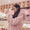 粉色系的秋日穿搭单品,少女心爆棚!