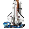 LEGO 乐高城市生活系列三大太空套装开箱