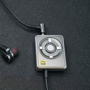 Elecom 宜丽客 LHP-CHR192 线控式耳机放大器器试听
