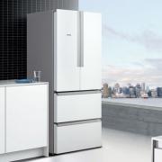 SIEMENS 西门子 BCD-442W(KM48EA20TI) 多门冰箱开箱