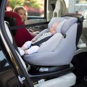 MAXI-COSI 迈可适 AxissFix Plus 儿童安全座椅入手感受