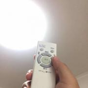 超级赞,分享我的 NEC LED 吸顶灯 HLDZD1269
