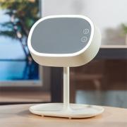 MUID充电式LED化妆镜台灯开箱