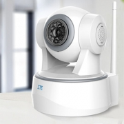 ZTE 中兴 Memo 360° 监控摄像头开箱评测