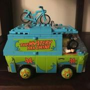 LEGO 乐高 Scooby-Doo 史酷比狗神秘机器 75902 开箱体验