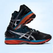 Asics亚瑟士 Gel-Nimbus 18跑鞋宽版、标准版区别及上脚