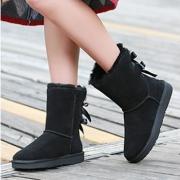 双十一值得买:2017年新款女士雪地靴推荐