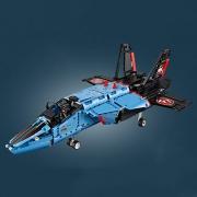 Lego 乐高 42066 喷气式竞速飞机开箱