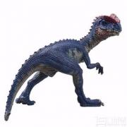 Schleich 德国思乐 双棘龙 恐龙模型 SCHC14567 2个
