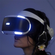 SONY 索尼 PlayStation VR 头盔 +GTS赛车游戏