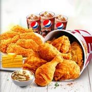 KFC 肯德基 超值全家桶特权 4份