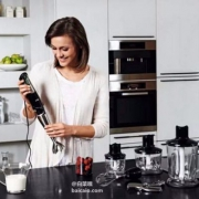 Braun MQ745 多功能电动家用料理机